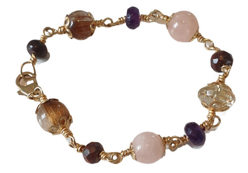 CLASSIC COLLECTION Gold, Purple, Pink, Brown