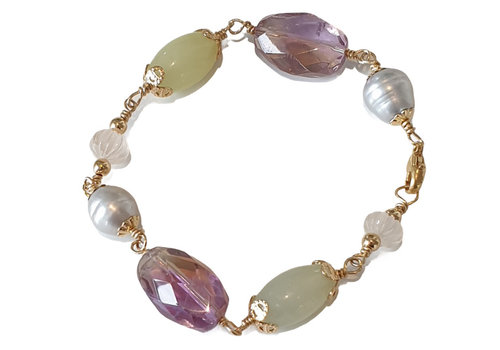 CLASSIC COLLECTION Gold, Purple, Green