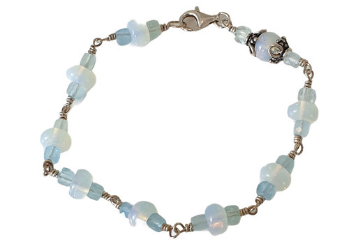 CLASSIC COLLECTION Silver, White, Light Blue