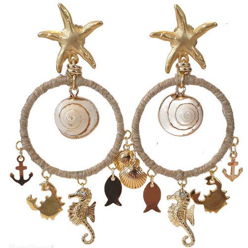 Summer Fantasy Earrings