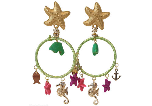 CLASSIC COLLECTION Summer Fantasy Earrings