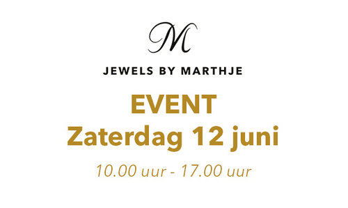 EVENT: zaterdag 12 juni