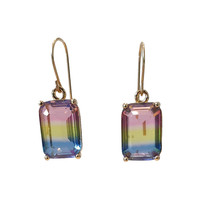 Earrings with Crystal