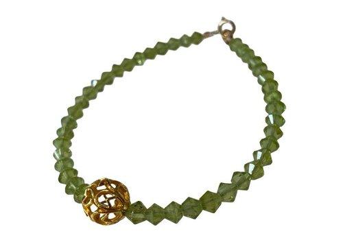 CLASSIC COLLECTION Groene Armband