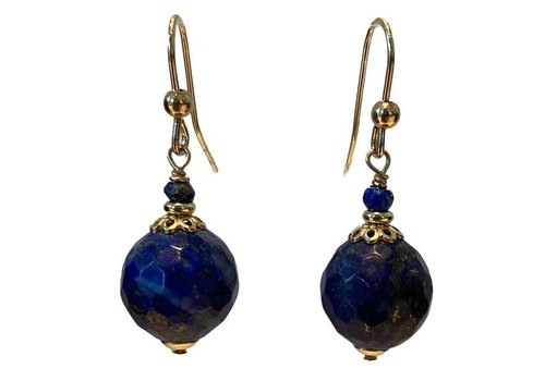 EXCLUSIVE COLLECTION blue earring