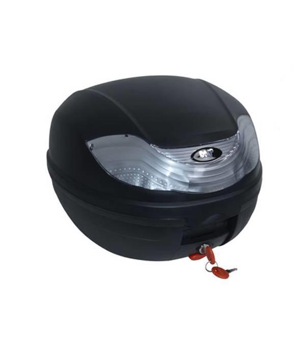 DMP Scooter topkoffer 32L DMP inclusief bevestigingsset