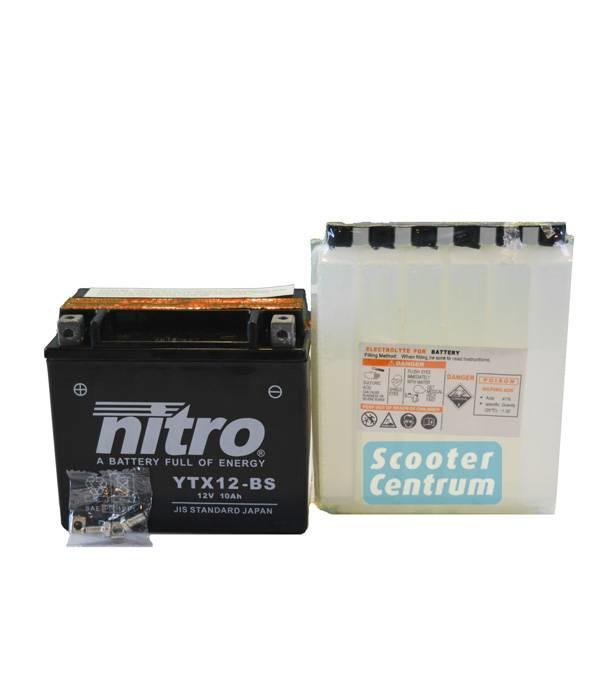 Nitro Accu YTX12-BS