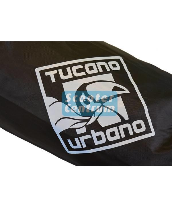 Tucano Urbano AGM Retro Pimpstyle Plus 50 Beschermhoes met windscherm ruimte van Tucano