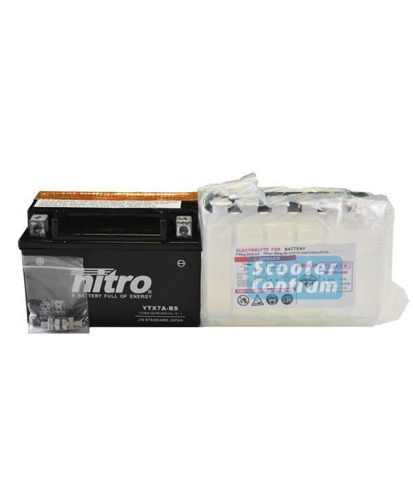 Nitro Kymco Like 50 4T Accu van nitro