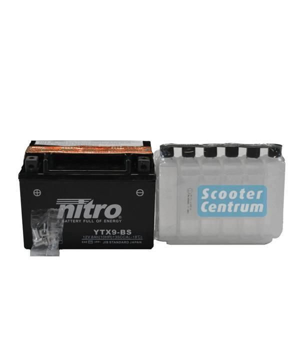 Nitro Adly 300 Cross x road Quad Accu van nitro