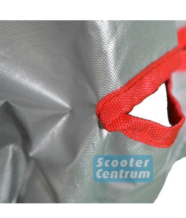 Scootercentrum Beschermhoes Scooter universeel - Met windscherm ruimte
