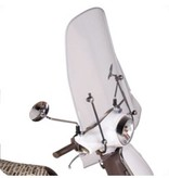 Sym Sym Fiddle 2 Origineel Hoog Windscherm inclusief bevestigingsset