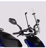 Peugeot Peugeot Speedfight 4 Origineel Laag Windscherm inclusief bevestigingsset