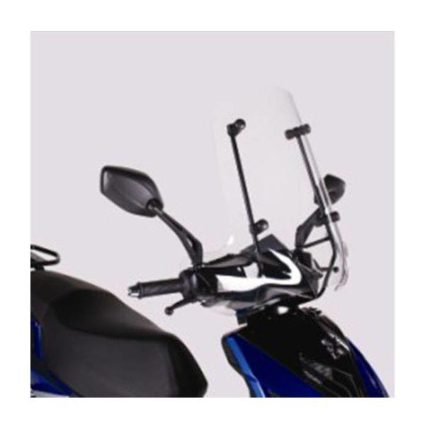 Peugeot Speedfight 4 Origineel Laag Windscherm inclusief bevestigingsset