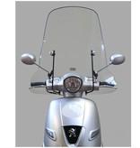 Peugeot Peugeot Django Origineel Hoog Windscherm inclusief bevestigingsset