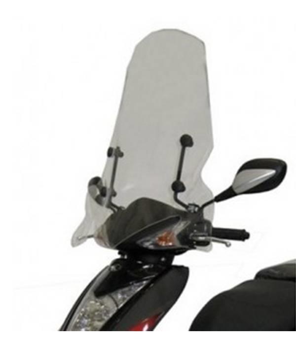 Kymco Kymco Agility RS Origineel Hoog Windscherm inclusief bevestigingsset