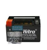 Nitro BTC Milano 50 4T Accu gel van nitro