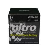 Nitro Accu YTX14-BS