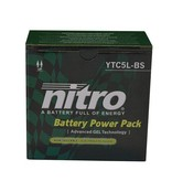 Nitro Accu YTC5L-BS GEL