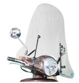 Scootercentrum Sym Fiddle 2 Hoog Windscherm inclusief bevestigingsset van scootercentrum