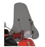 Scootercentrum Vespa S Smoke Hoog Windscherm inclusief bevestigingsset van scootercentrum