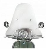 Vespa Vespa LXV Origineel Hoog Windscherm inclusief bevestigingsset