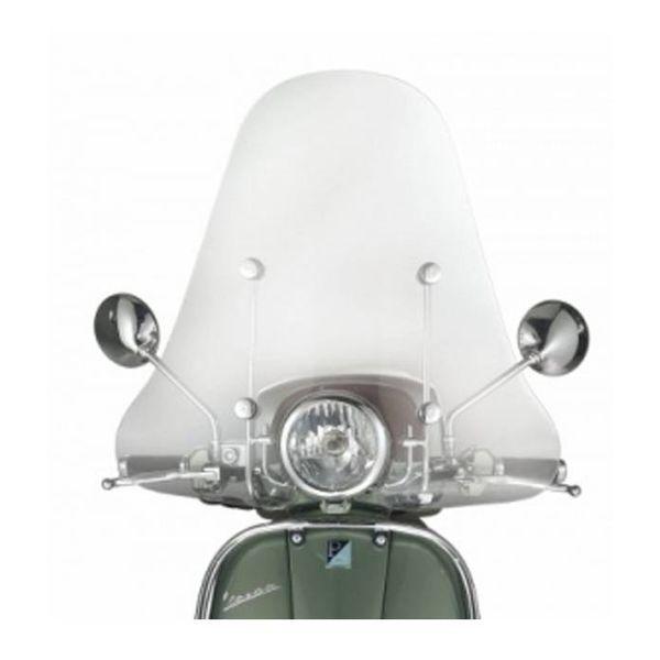 Vespa LXV Origineel Hoog Windscherm inclusief bevestigingsset