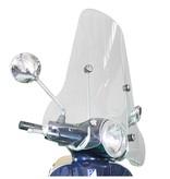 Vespa Vespa LX Origineel Hoog Windscherm inclusief bevestigingsset