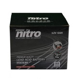 Nitro AGM Star 50 4T Accu van nitro
