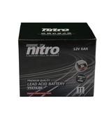 Nitro Benzhou Retro 50 4T Accu van nitro