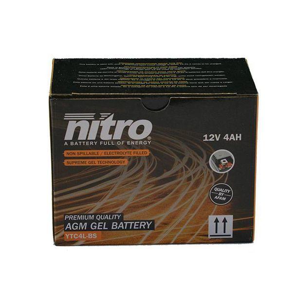 Generic Onyx 50 2T accu van nitro