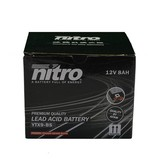 Nitro Bmw C Evolution Electric Motorscooter accu van nitro