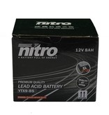 Nitro Yamaha YP 250RA X-Max Motorscooter accu van nitro
