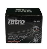 Nitro Yamaha YP 125R Skycruiser Sport Motorscooter accu van nitro