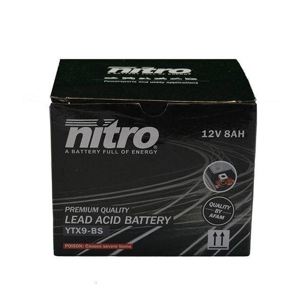 Piaggio Zip 50 4T Accu van nitro