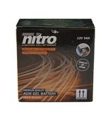 Nitro Aprilia SR 50 Motard Scooter Accu van nitro