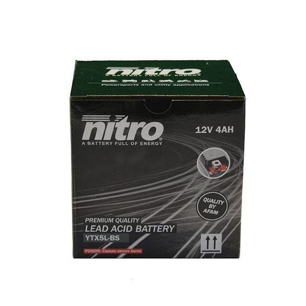 Kymco Sento 50 4T Accu van nitro