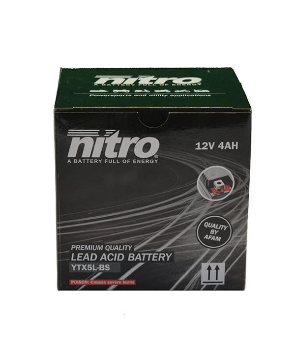 Nitro Yamaha YFM 90R Raptor Quad accu van nitro