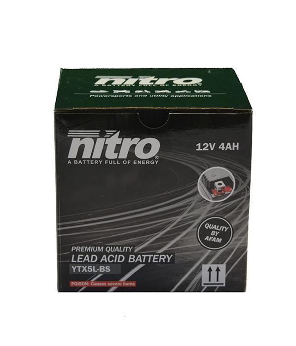 Nitro Yamaha XC 50X Vino Classic Scooter accu van nitro