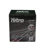 Nitro Honda CB 125F GLR 125 Motor accu van nitro