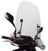 Scootercentrum Sym Orbit Hoog Windscherm inclusief bevestigingsset van scootercentrum