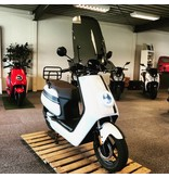 Niu Niu N1S Elektrische Scooter Wit Sport Editie