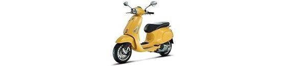 Uitlaten per merk en type scooter