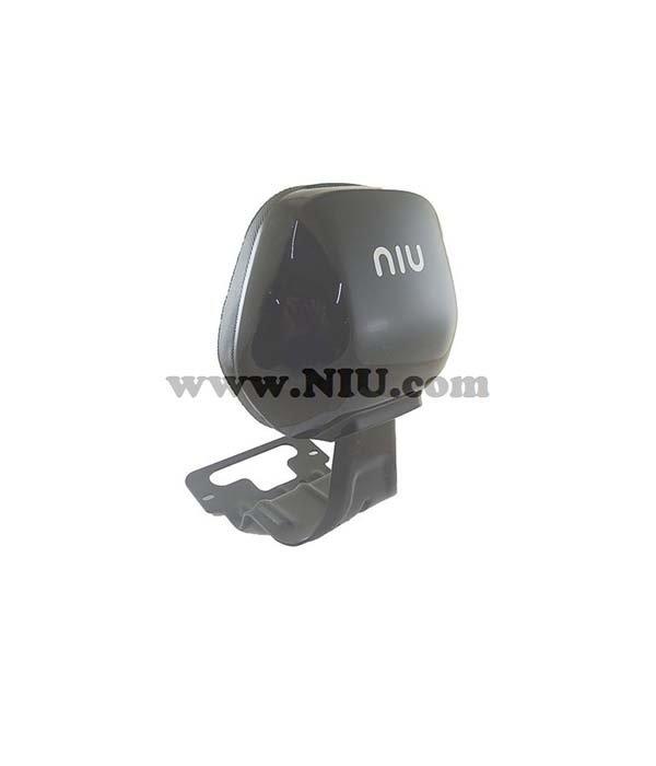 Niu NIU M+ Rugsteun Zwart