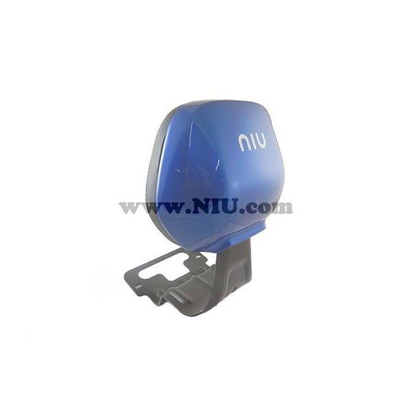 NIU M+ Rugsteun Donker Blauw