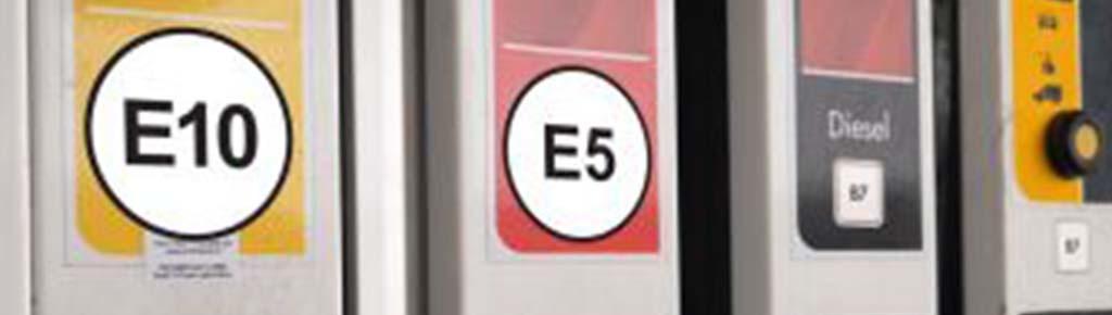E5 BENZINE OF E10 BENZINE TANKEN MET DE SCOOTER?