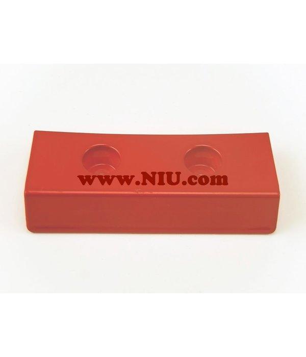 Niu NIU N1S Eindkapje Rood