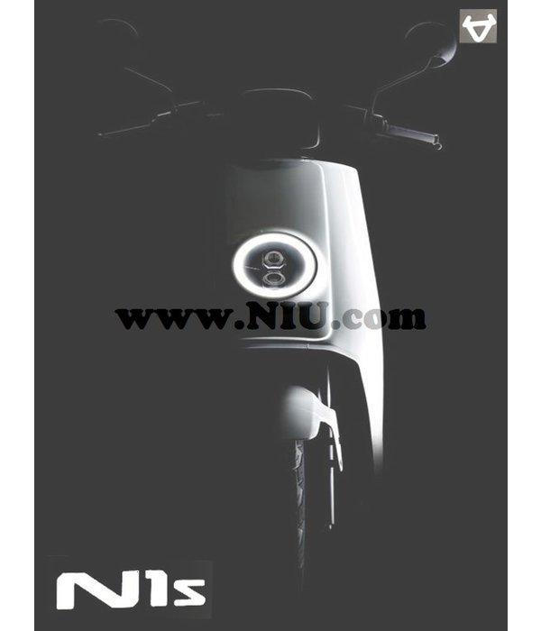 Niu NIU N1S Folder