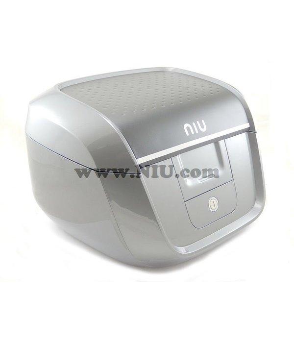 Niu NIU N1S Koffer Antraciet + Achterdrager