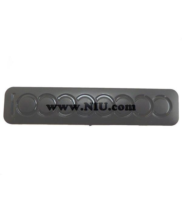 Niu NIU N1S Logo Links Rechts 100000000 Zwart